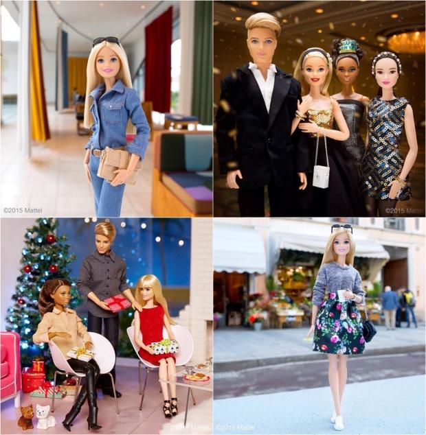 barbie 5-tile
